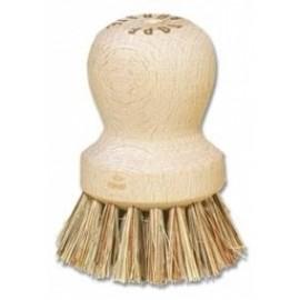 brosse de nettoyage en fibre de coco